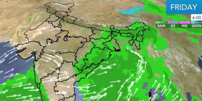 Monsoon Enters Maharashtra; Heavy Rains in Kerala, Coastal Karnataka