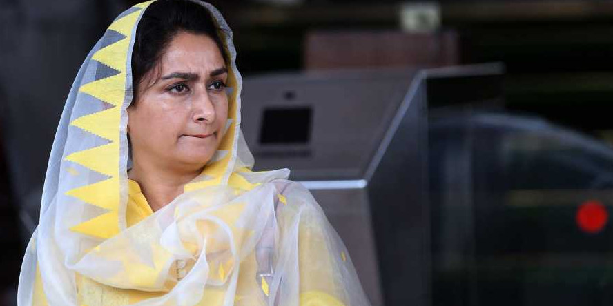 Capt trying to mislead people: Harsimrat