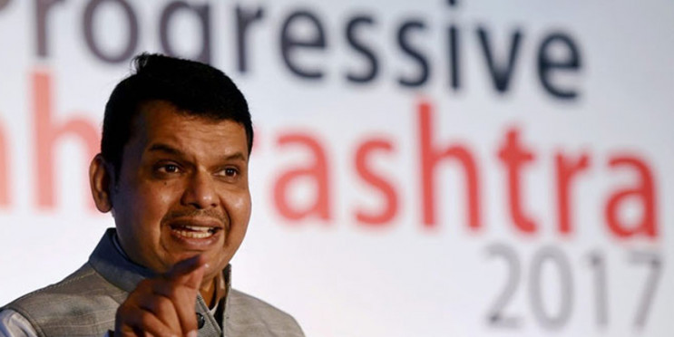 Maharashtra CM Devendra Fadnavis Mocks NCP, Says Leaders Don't See Future in that Party