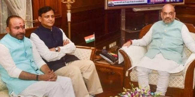 हैदराबाद को आतंकियों का सेफ जोन बताने पर अपने मंत्री को अमित शाह ने लगाई फटकार