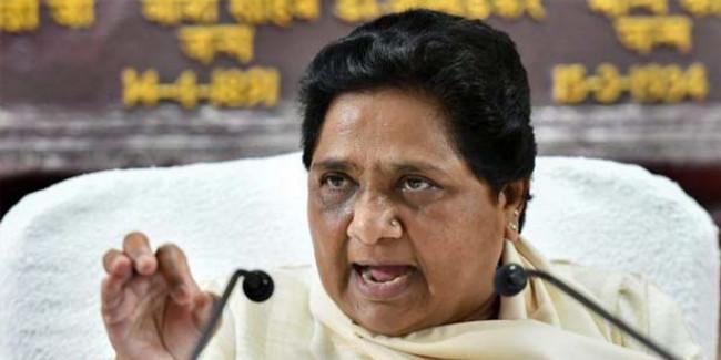कर्नाटक: BSP विधायक को मायावती का आदेश, 'विश्वासमत से दूर रहो