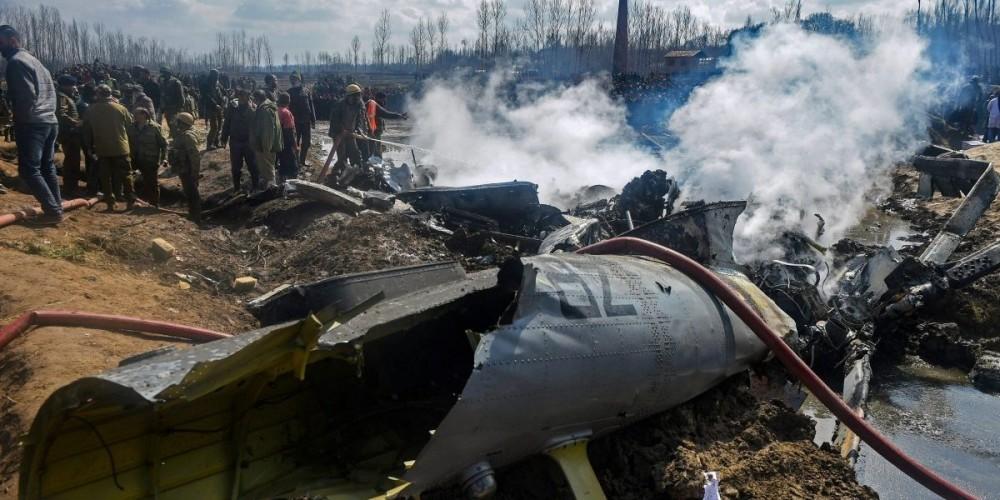 बालाकोट एयरस्ट्राइक के अगले दिन वायुसेना ने अपने ही हेलीकॉप्टर को मार गिराया था: रिपोर्ट