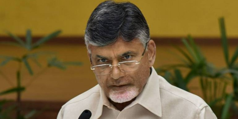 N Chandrababu Naidu tells partymen not to lose heart over electoral failure