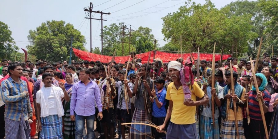 Chhattisgarh stops mining in Bailadila hills after protests by tribals