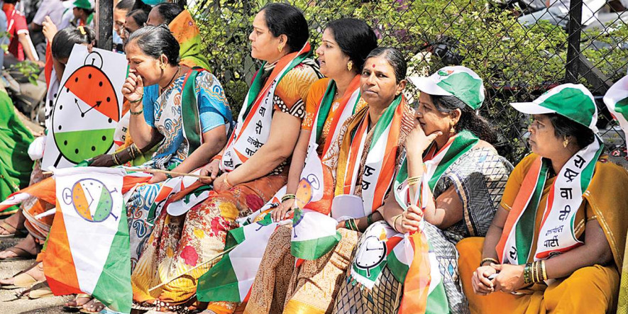 Desertion Blues: NCP, Congress to field new faces