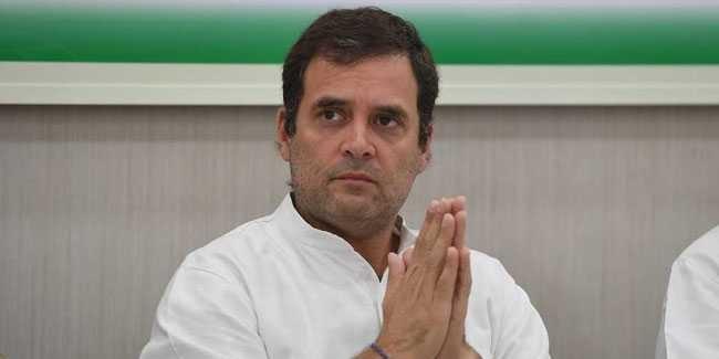 आगरा हादसे पर राहुल गांधी ने जताया दुख, बोले-परिवार के प्रति मेरी गहरी संवेदना