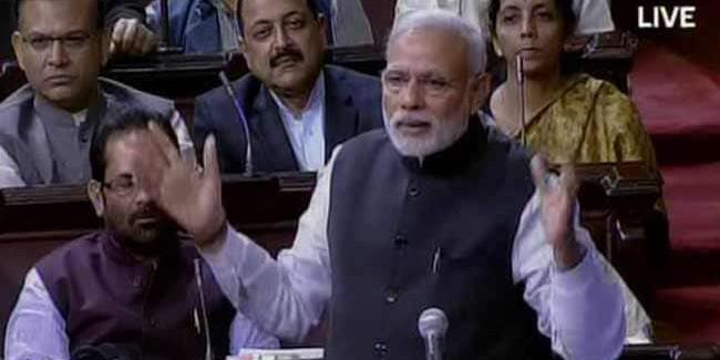 J&K से संबंधित बिलों पर समर्थन के लिए PM मोदी ने विपक्षी दलों का जताया आभार, की अमित शाह के भाषण की तारीफ