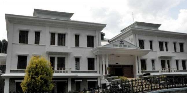 हिमाचल विधानसभा के शीतकालीन सत्र के लिए तपोवन में तैयारियां जोरों पर