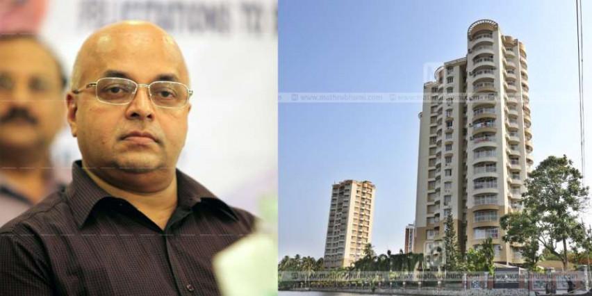Kerala Chief Secretary to supervise Maradu flats demolition