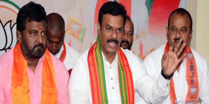 BJP describes YSRCP's 100 days rule as a period of chaos