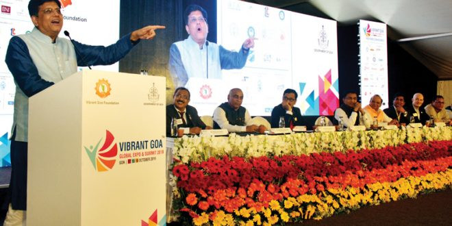 Explore innovative tourism projects, Goyal tells state govt