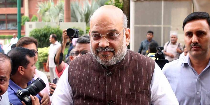 गृह मंत्री शाह ने अधिकारियों को चेताया, अमरनाथ यात्रा में कड़ाई से लागू हो SPO