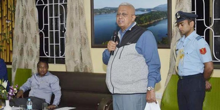 Meghalaya governor calls for promoting state's medicinal plants