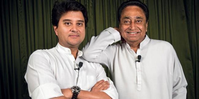 Case against BJP leader for mocking Kamal Nath, Jyotiraditya Scindia