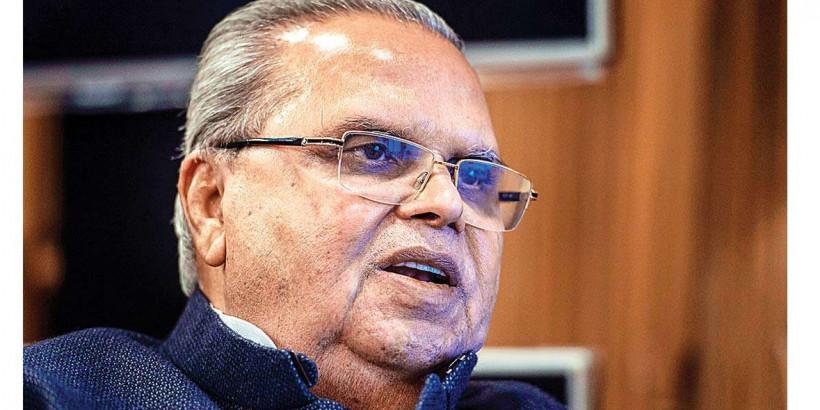 राज्यपाल सत्यपाल मलिक ने कहा- पाकिस्तान वाली आजादी चाहिए तो वहीं चले जाओ, वह क्या आपको संभालेगा