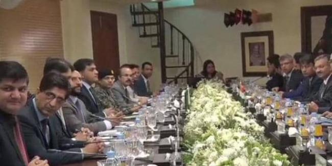 करतारपुर कॉरिडोर पर बैठक खत्म, पाकिस्तान ने मानी भारत की ये मांग