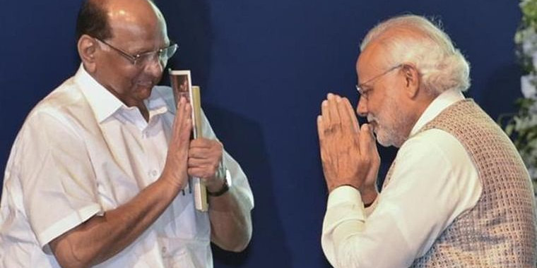 NCP Chief Sharad Pawar to Meet PM Modi to Discuss Farmers Crisis
