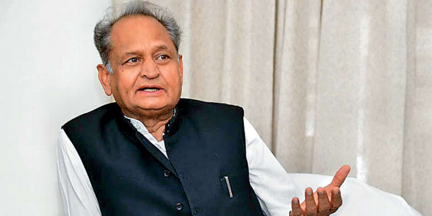 Gehlot government plans 75 per cent job reservation in Rajasthan