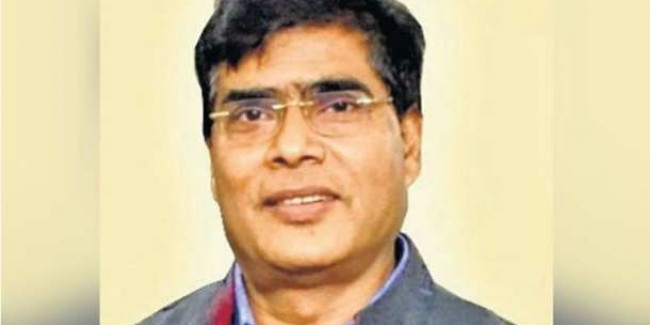 Rajendra Prasad Mandal Appointed as the New Chief Secretary of the State