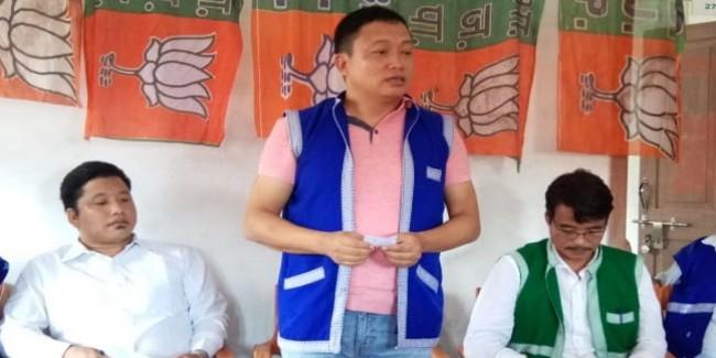 Legal action to be taken for defaming me: Arunachal BJP leader