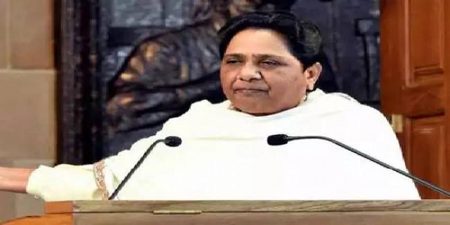 मायावती ने राहुल गांधी और अन्य विपक्षी नेताओं के बिना अनुमति कश्मीर जाने पर उठाए सवाल