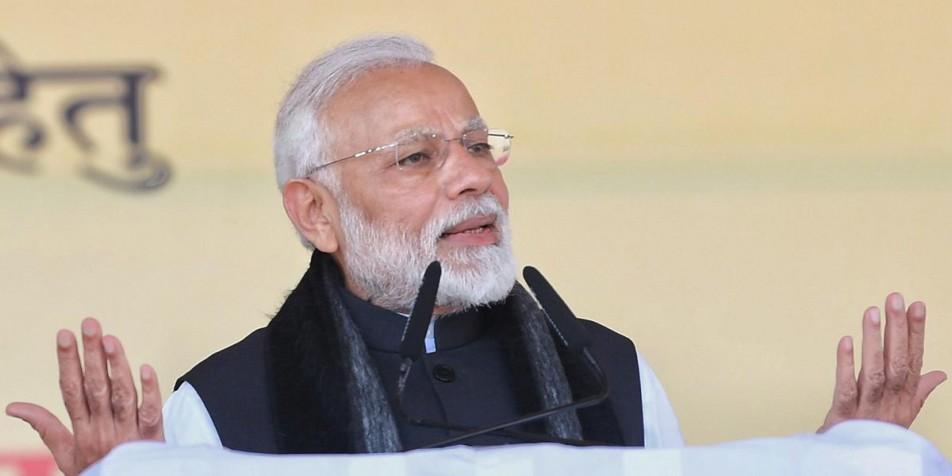 बाबा साहेब की कृपा से चायवाला प्रधानमंत्री बना: पीएम मोदी