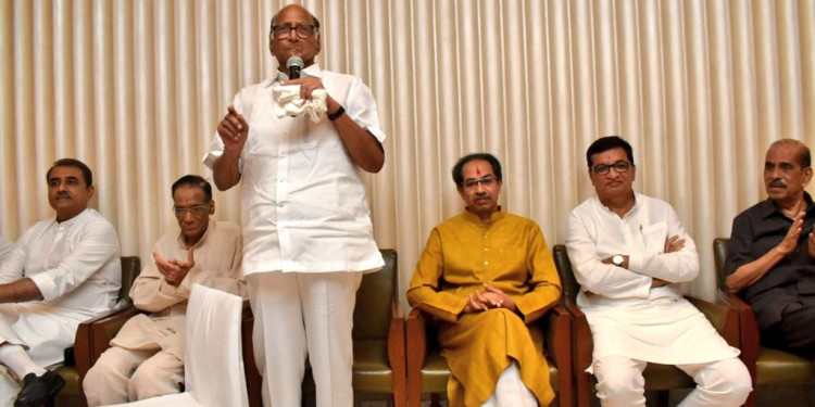 PM Modi Wanted to Work Together but I Rejected the Offer: Sharad Pawar