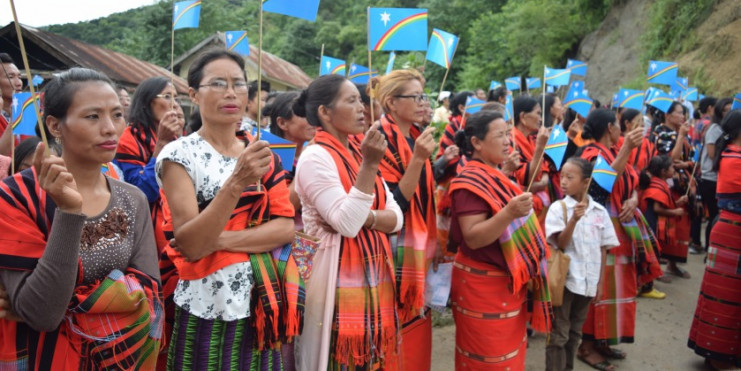 All Manipur Students' Union and Naga Peace Talk