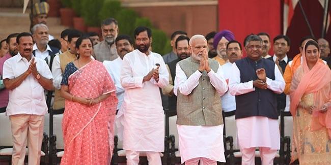 As PM Modi Begins New Term, Why Tamil Nadu Has No Representative