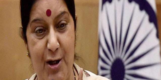 भाजपा की कद्दावर नेता सुषमा स्वराज के निधन के बाद गुजरात सरकार के कार्यक्रम रद
