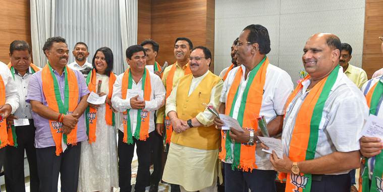 10 ex-Cong MLAs have betrayed Goan voters: NGO
