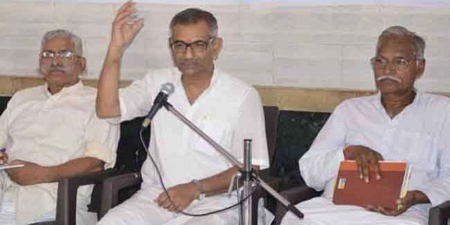 देश की अखंडता के लिए कट्टरवादी ताकतों के खिलाफ डटकर लड़ेगा विश्व हिंदू परिषद