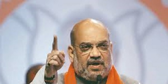 Vote out BJD, bring BJP in Odisha: Shah