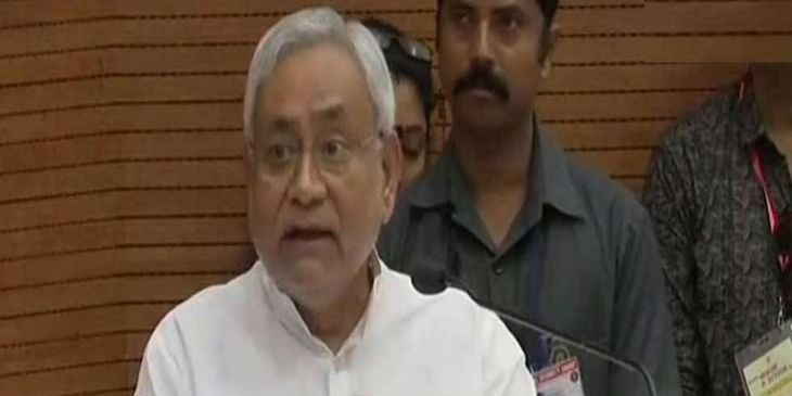 'ये कितनी गंदी बात है' जानिए झारखंड में बिहार के CM नीतीश ने ऐसा क्यों कहा