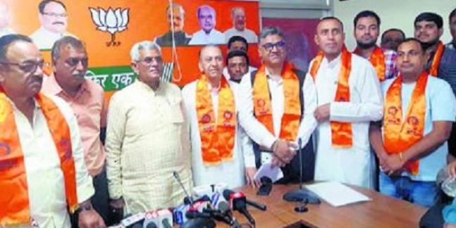 भाजपा ने भाई-भतीजावाद, भ्रष्टाचार का मिटाया नामोनिशान