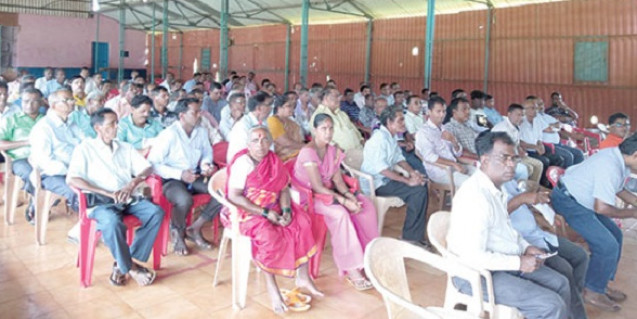 Farmers furious at 'proposal' to close down Sanjeevani Factory