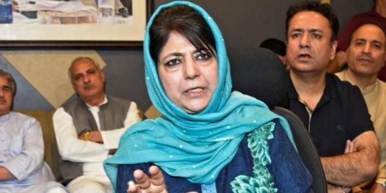 India should leave Kashmir: Mehbooba Mufti