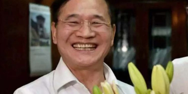 Nabam Tuki appointed Arunachal Pradesh Congress' new president