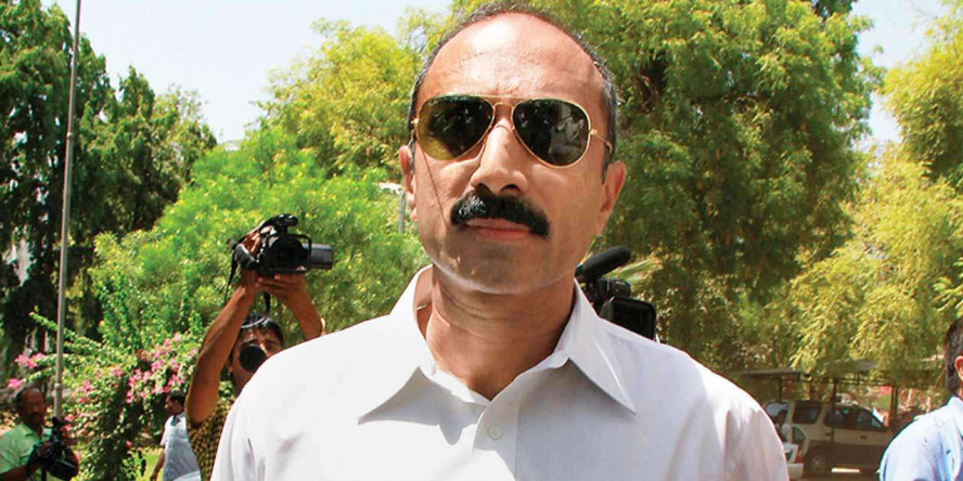 Gujarat High Court rejects Sanjiv Bhatt's plea for suspension of sentence