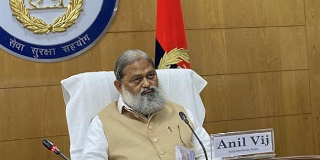 Haryana: 'Intensified Mission Indradhanush (IMI) 2.0' launched