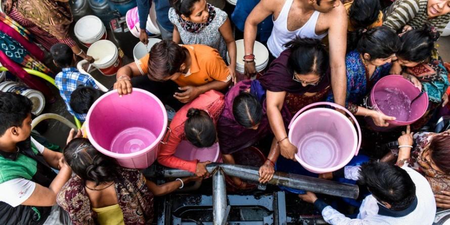Tamil Nadu govt most corrupt, failed to handle water crisis, says DMK in Lok Sabha