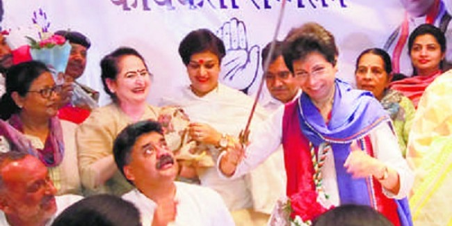 भाजपा ने पौने 5 करोड़ से छीना रोजगार : शैलजा