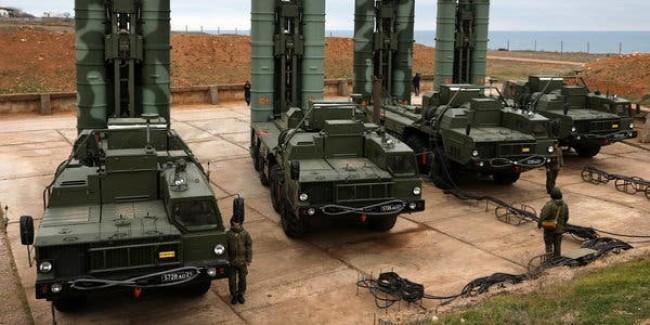 रूस से रक्षा सौदा, बेचैन अमेरिका फिर बौखलाया