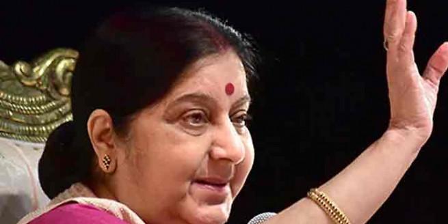 सुषमा स्वराज के निधन पर सीएम मनोहर लाल समेत हरियाणा के नेताओं ने जताया शोक