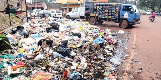 Govt mulls pushing local bodies to wall for not abiding by waste rules