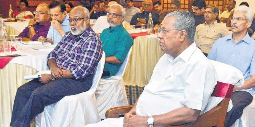 CM Pinarayi Vijayan calls for consensus on building new Kerala
