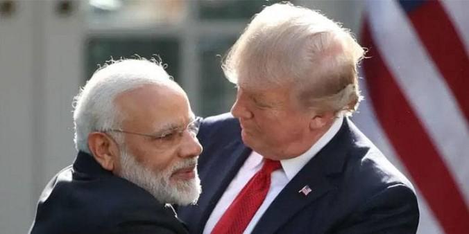ट्रंप के खिलाफ हुए अमेरिकी सांसद, भारत को मिला समर्थन