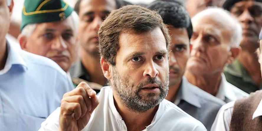 राहुल गांधी ने केरल के सीएम को लिखा खत, पुल के पुर्निर्माण की मांग