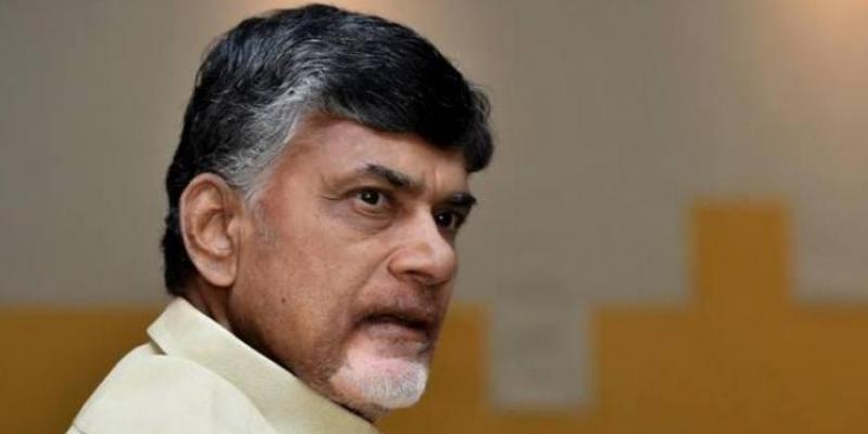Chandrababu Naidu longing for an alliance with BJP, says YSRC leader