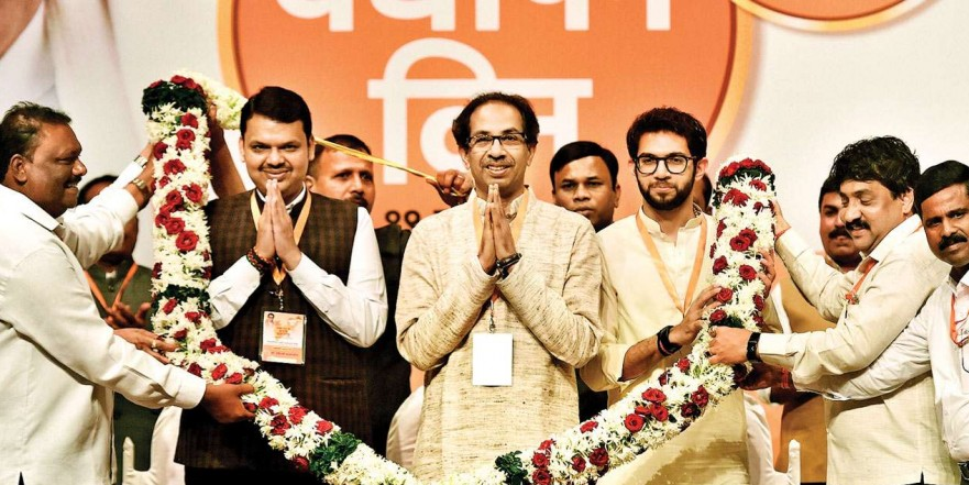 Want equal stake in govt: Shiv Sena chief Uddhav Thackeray